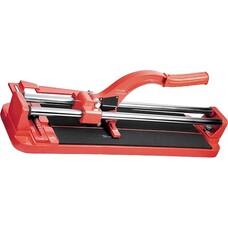 Плиткорез 600 х 16 мм, литая станина, направляющая с подшипником, усиленная ручка Matrix [87609]