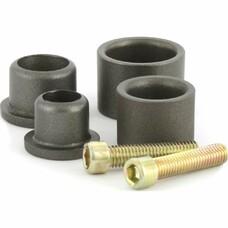 Насадки с тефлоновым покрытием к аппарату для сварки полипропиленовых труб, диаметр: 20 мм, 25 мм Kronwerk [94282]