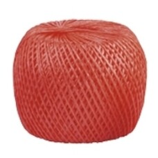 Шпагат полипропиленовый красный 60м 1200 текс СибрТех [93975]