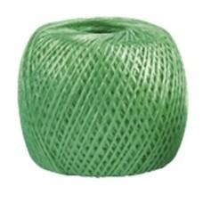 Шпагат полипропиленовый зеленый 60м 1200 текс СибрТех [93976]