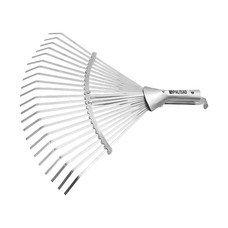Грабли веерные 22 зуба, без черенка, раздвижные, 270-460 мм Palisad [61767]