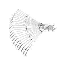 Грабли веерные 22 зуба, без черенка, регулируемые Palisad [61702]