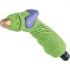 Пистолет-распылитель, регулируемый, латунная форсунка, эргономичная рукоятка Palisad [65153]