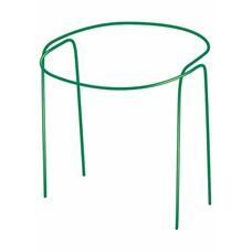 Кустодержатель круг 0,4 метра, высота 0,7 м., 2 шт. диаметр трубы 10 мм.
