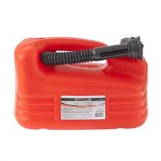 Канистра для топлива, пластиковая, 5 литров Stels [53121]