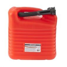 Канистра для топлива, пластиковая, 10 литров Stels [53122]