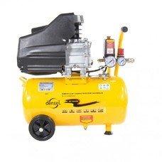 Компрессор пневматический Denzel OC 1/24-206 1.5 кВт [58061]