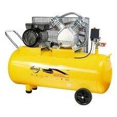 Компрессор пневматический Denzel ОС 2/100-370 2.2 кВт [58091]