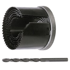 "Пила кольцевая, D 26-63 мм, глубина пропила 2"" Sparta [70452]"