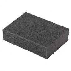 Губка для шлифования, 100 х 70 х 25 мм., мягкая, P80 MATRIX
