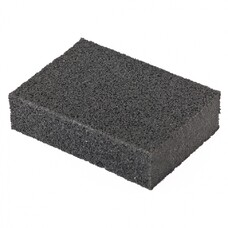 Губка для шлифования, 100 х 70 х 25 мм., мягкая, P100 MATRIX