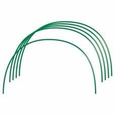 Парниковые Дуги в ПВХ 0,75 х 0,9 метра 6 штук диаметр трубы 10 мм.