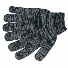 Перчатки х/б, меланж, 10 класс
