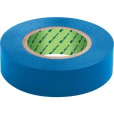 Изолента ПВХ, 15 мм х 10 м, синяя СибрТех [88787]