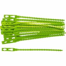 Подвязки для садовых растений, 13 см, пластиковые, 50 шт Palisad [64494]