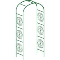 Арка садовая декоративная для вьющихся растений, 228 х 130см// Palisad [69121]