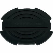 Резиновая опора для подкатного домкрата D 130 мм. Matrix [50904]