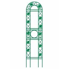 Панель садовая декоративная для вьющихся растений, 139 х 35 см, фронтальная// Palisad [69132]