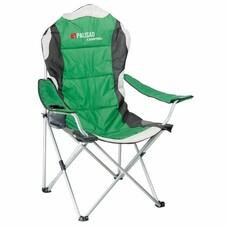Кресло складное с подлокотниками и подстаканником 60/60/110/92 Palisad Camping [69592]