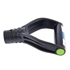 Усиленная V-образная рукоятка (черная) для лопат и вил, d-36 СибрТех [68438]