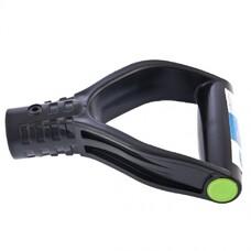 Усиленная V-образная рукоятка (черная) для снеговых лопат, d-32 СибрТех [68439]
