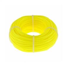 Леска строительная, 100 метров, D 1 мм, цвет желтый СибрТех [84837]