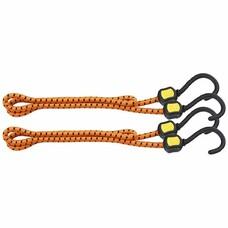 Резинки багажные, обрезиненные крюки, 2 шт, 1000 мм Stels [54363]