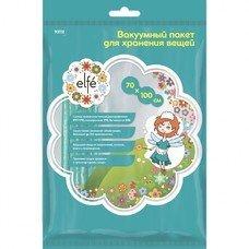 Вакуумный пакет для упаковки и хранения вещей 70*100 см. с подвесом Elfe [93112]