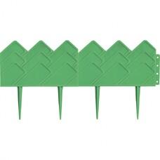 "Бордюр ""Кантри"", 14 х 310 см, зеленый// Palisad [65060]"