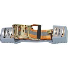 Ремень багажный с крюками, 0,038х5м, храповый механизм Automatic Stels [54365]