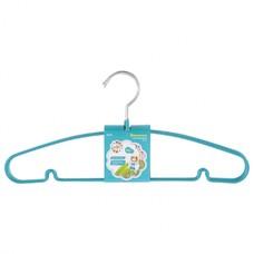 Вешалка для легкой одежды с прорезиненным противоскользящим покрытием 40 см, 5шт. в комплекте Elfe [92927]
