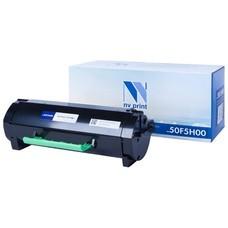 Картридж NV Print 50F5H00 для Lexmark