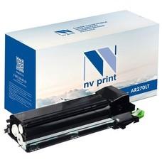Картридж NV Print AR270LT для Sharp