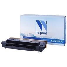 Картридж NV Print KX-FAT431A7 для Panasonic