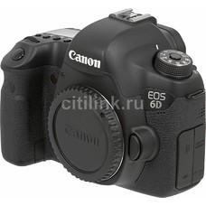 Зеркальный Фотоаппарат Canon EOS 6D черный 20.2Mpix 3
