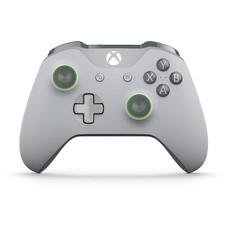 Геймпад Беспроводной Microsoft WL3-00061 серый для: Xbox One