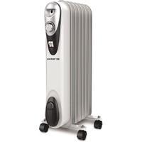 Масляный радиатор POLARIS Compact CR C 0715, 1500Вт, белый