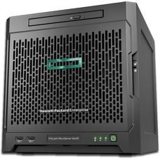 "Сервер HPE ProLiant MicroServer Gen10 1xX3216 1x8Gb x4 3.5"" SATA 1G 2P 1x200W 2xDisplayPort (873830- [873830-421]"