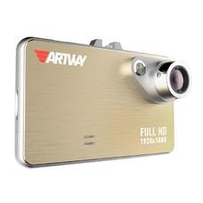 Видеорегистратор ARTWAY AV-112 золотистый