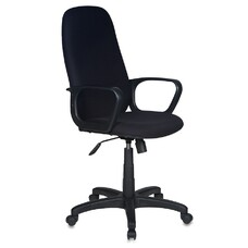 Кресло руководителя БЮРОКРАТ CH-808 [ch-808/#black]