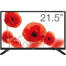 "LED телевизор TELEFUNKEN TF-LED22S14T2 ""R"", 21.5"", FULL HD (1080p), черный"