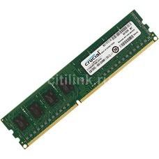 Память DDR3L 2Gb 1600MHz Crucial CT25664BD160B RTL PC3-12800 CL11 DIMM 240-pin 1.35В