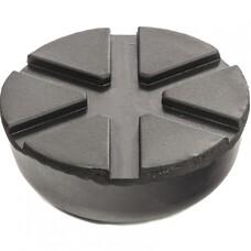 Резиновая опора для подкатного домкрата универсальная, D=89 mm, d=60 mm, H=35 mm Matrix [50910]