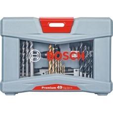 Набор бит BOSCH Premium Set - 49, 49шт [2608p00233]