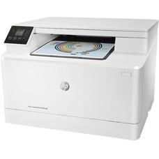 МФУ лазерный HP Color LaserJet Pro MFP M180n, A4, цветной, лазерный, белый [t6b70a]