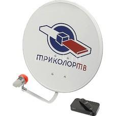 Комплект спутникового телевидения ТРИКОЛОР Full HD GS B532M черный [046/91/00048976]