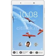 Планшет LENOVO Tab 7 TB-7504X, 1GB, 16GB, 3G, 4G, Android 7.0 белый [za380053ru]