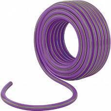 Шланг поливочный армированный трехслойный 1/2, серия Violet, 15 м Palisad [67629]