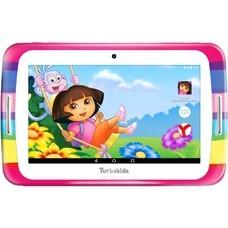 Детский планшет TURBO TurboKids Даша-Путешественница 8Gb, Wi-Fi, Android 5.1, белый [рт00020472]