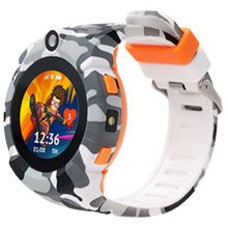 "Смарт-часы КНОПКА ЖИЗНИ Aimoto Sport, 1.44"", хаки / хаки [9900103]"